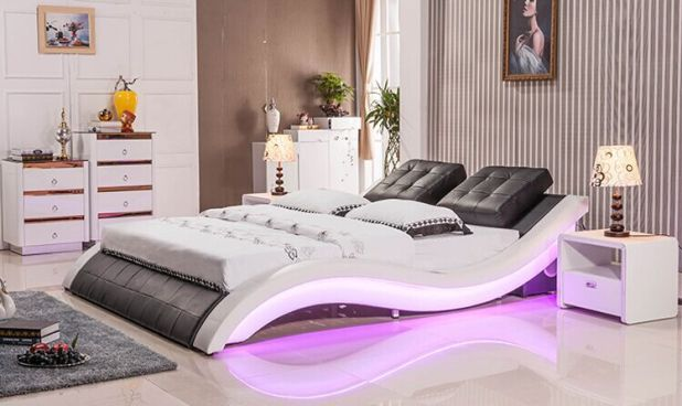 led_bed_design_ideas