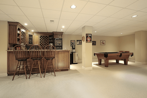 basement_renovation_drop_ceiling