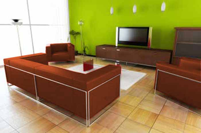 lime green and brown living room ideas royal blue curtains for modern colors interiordezine com color scheme