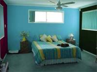 Different Color Walls - Home Design