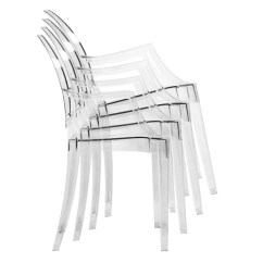 Stackable Chair Covers Australia For Standing Desk Outdoor Urban Home Designing Trends Ghost Clear Acrylic Arm Interior Furniture Ball
