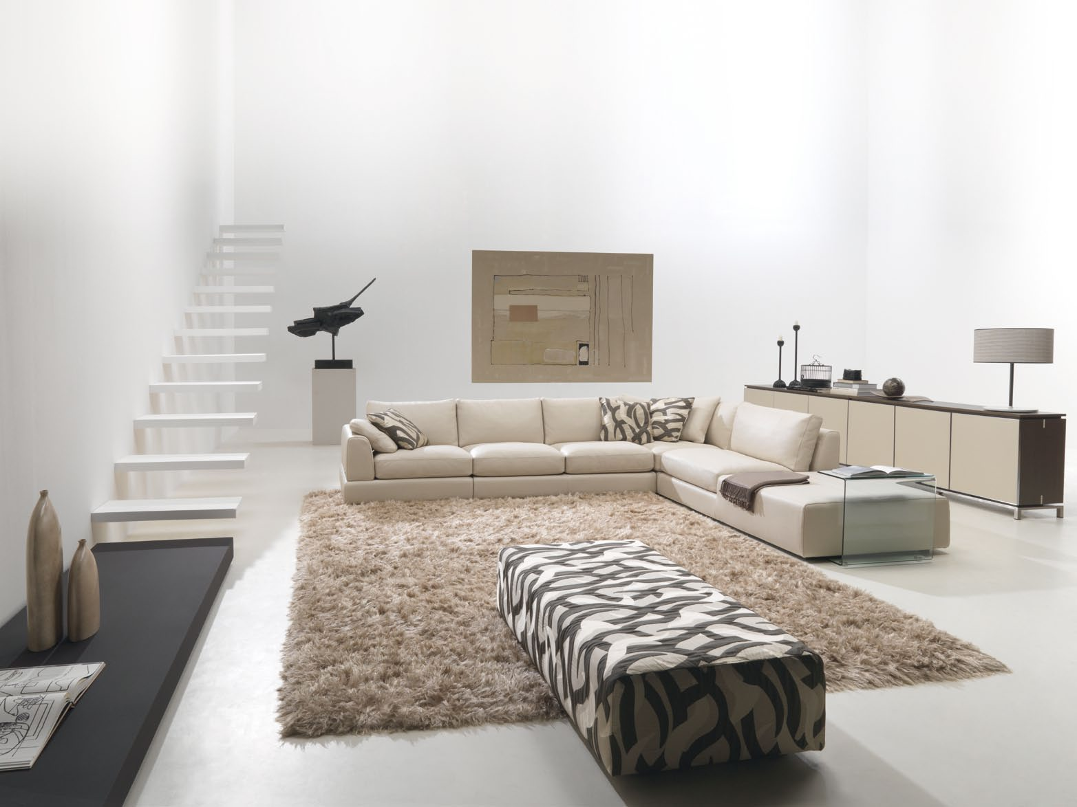 Interior Exterior Plan  Try to decorate your living room by yourself