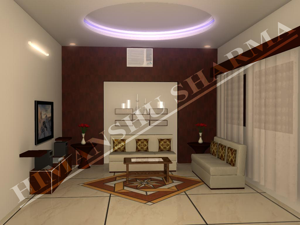 Interior Exterior Plan  Living Room Design for Limited Spaces