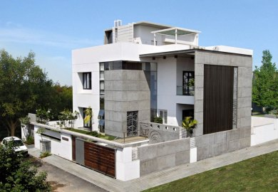 Modern House Plans The House Designers
