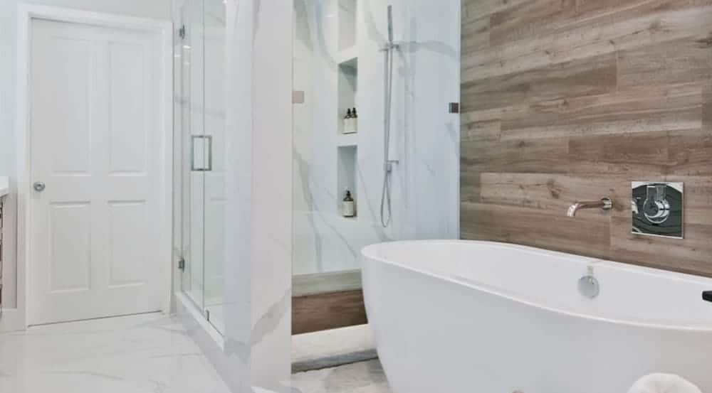 reasons to use tiles in bathroom