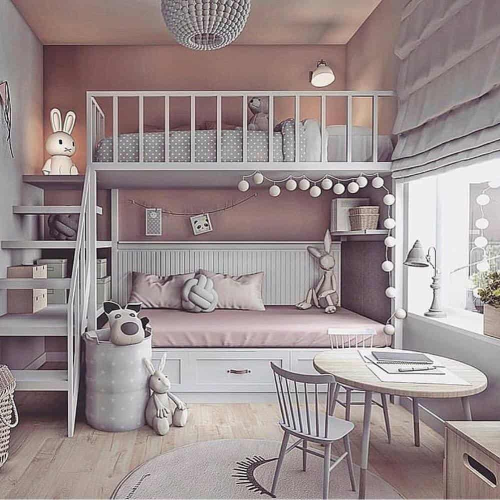 65 Amazing Ideas For Your Small Bedroom Interior Fun
