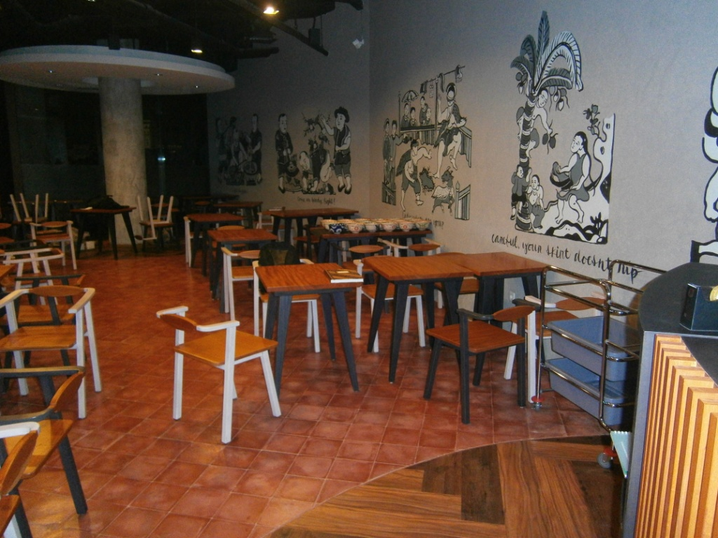 Furniture Cafe Desain Interior Cafe Jasa Design Interior