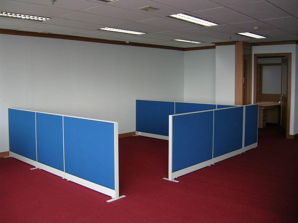 Partisi Ruangan Kantor  Interior Furniture Jakarta 0812