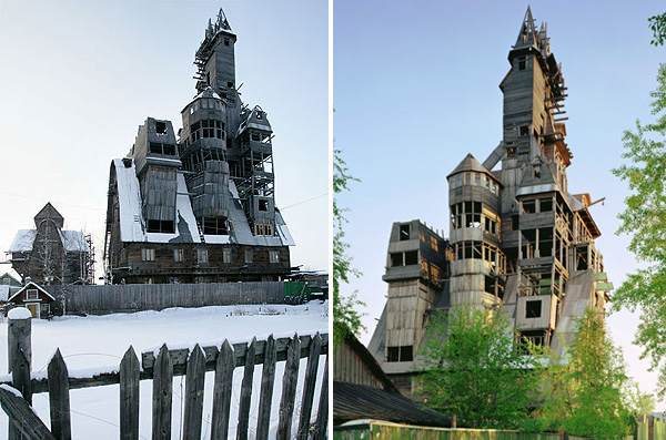 10 Most Bizarre Buildings in the World