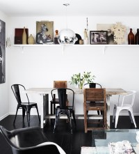 20 Dining Room Designs Featuring Mismatched Chairs ...
