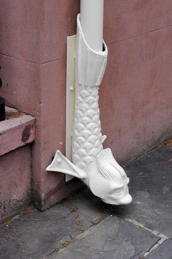 Let It Rain Creative Gutter Ideas