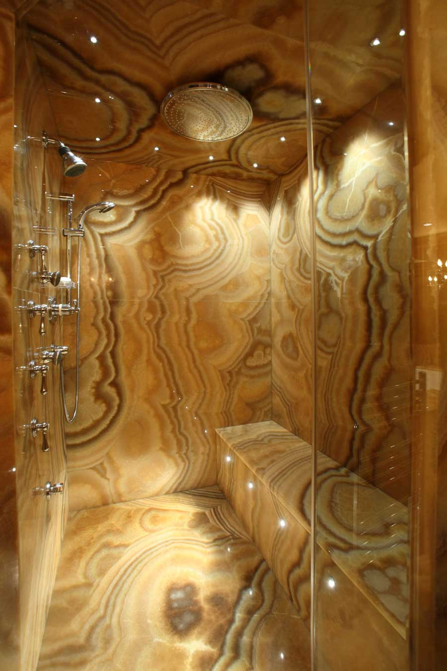 Onyx Stone In Interior Design