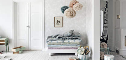 Interior design kids rooms