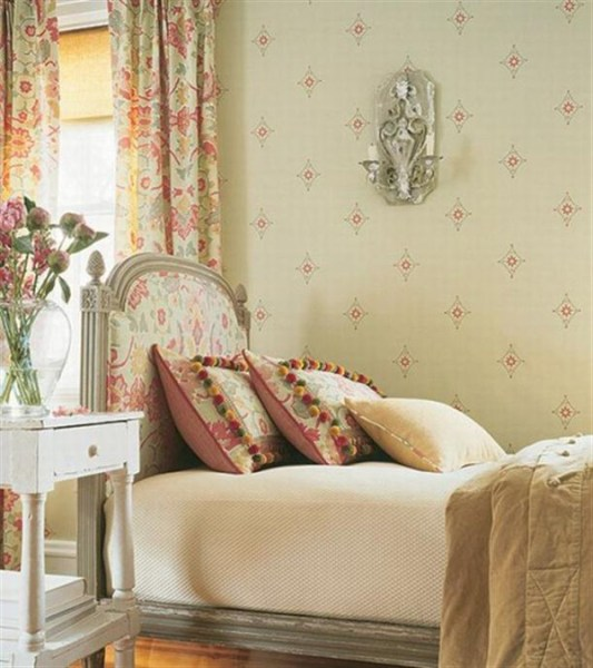 french bedroom curtains How To Create French Country Bedroom Design