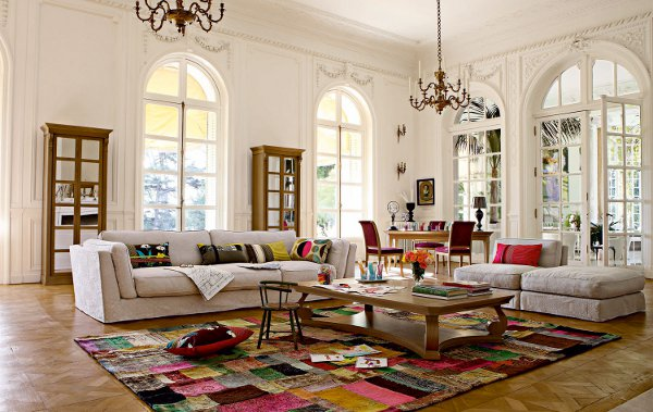 how to decorate a large living room with little furniture wall decorating ideas spaces certapro painters of southern source