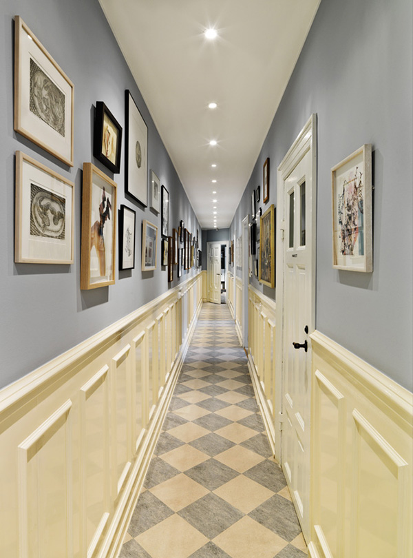 Narrow Hallway Design Ideas   InteriorHolic.com