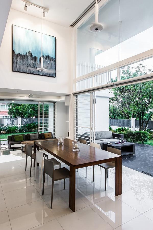 Open Dining Room Designs  InteriorHoliccom