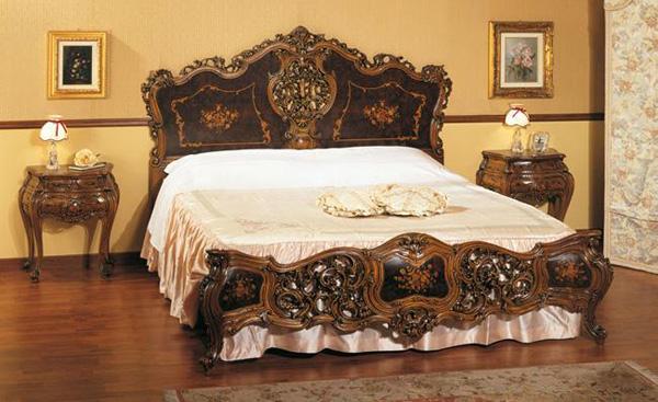 RococoInspired Bedroom Design Ideas  InteriorHoliccom