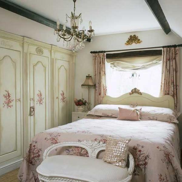 Romatic Design Shabby Chic Bedroom