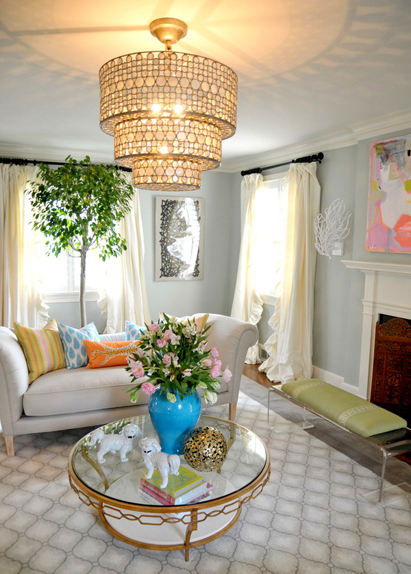 You might be left wondering where to put all of your belongings or how to make the space livable. Spring Home Decorating Ideas   InteriorHolic.com