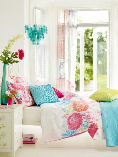 colorful bedroom designs Stylish Colorful Teen Room Design Ideas | InteriorHolic.com