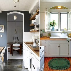 Kitchen Cabinet Ideas For Small Kitchens Best Stores Tiny Design Solutions   Interiorholic.com