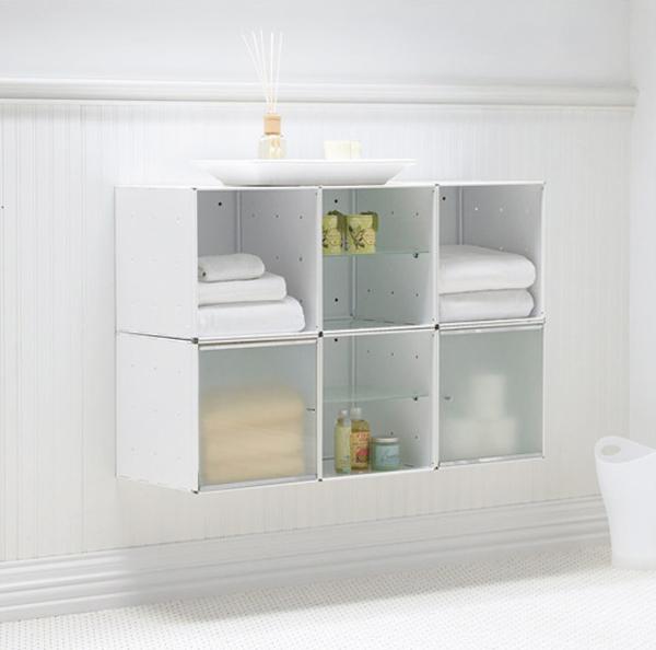 Tips to Organizing Small Bathroom  InteriorHoliccom