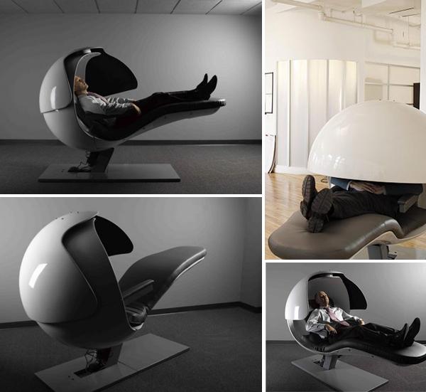 Top 10 Hi Tech Chair Designs  Concepts  InteriorHoliccom