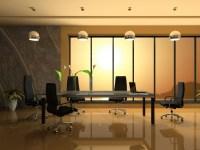office room lighting | Interior design ideas
