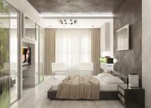 Modern Apartment Bedroom Design Ideas