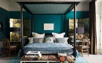 10 Amazing Blue Bedroom Interior Design Ideas