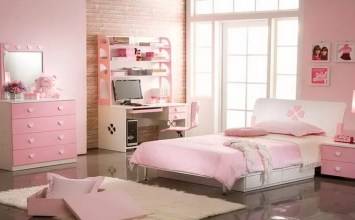 15 Adorable Girl's Bedroom Interior Design Ideas