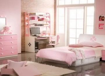 15 Adorable Girl's Bedroom Interior Design Ideas