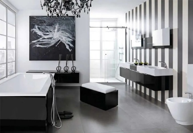 Modern-Black-and-White-Bathroom-Design-from-Noken-2