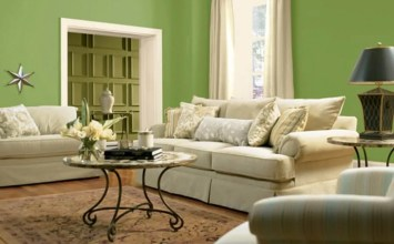 15 Paint Color Design Ideas That Will Liven-up Your Living Room Interior