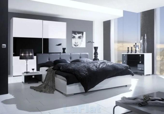 Seductive-classic-bedroom-design-ideas-modern-black-bedroom-designs