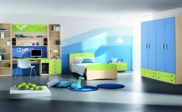 10 Interesting Boys' Themed Bedroom Interior Design Ideas