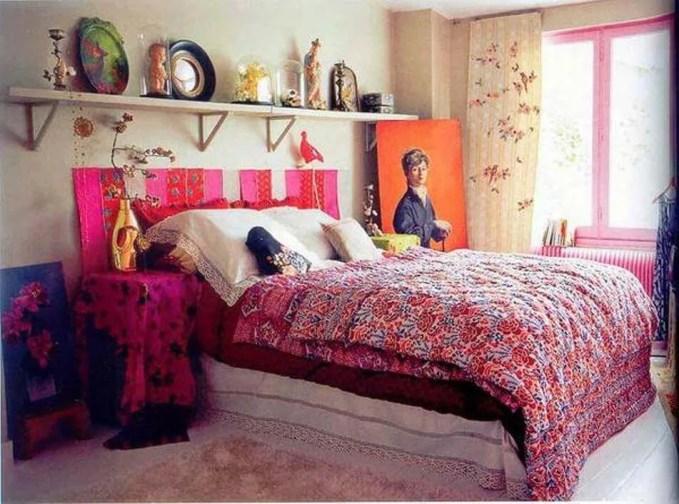 Beautiful Bohemian Bedroom
