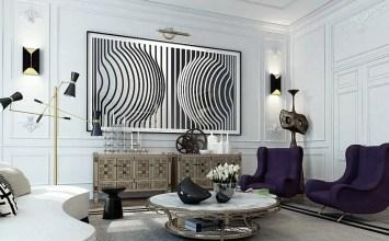 10 Amazing Contemporary Living Room Interior Design Ideas