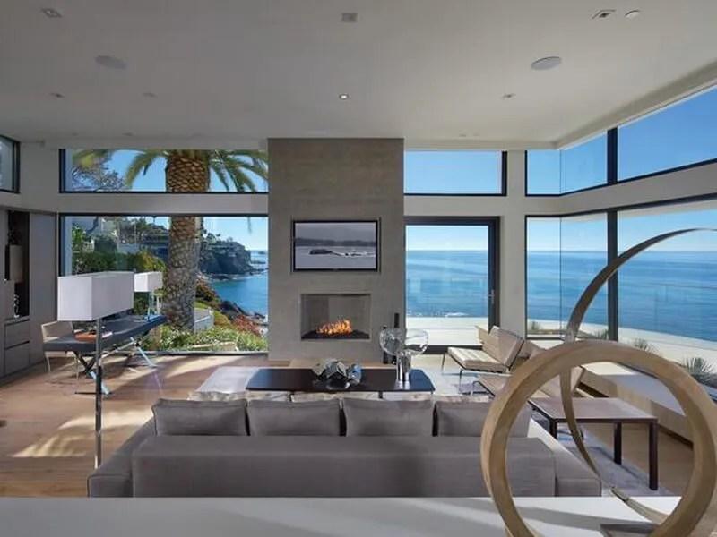 Beach House Living Room Image Gallery - DirDoo