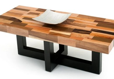 Cool Wood Coffee Table Ideas