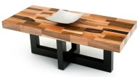 10 Contemporary Coffee Table Design Ideas for Living Room ...