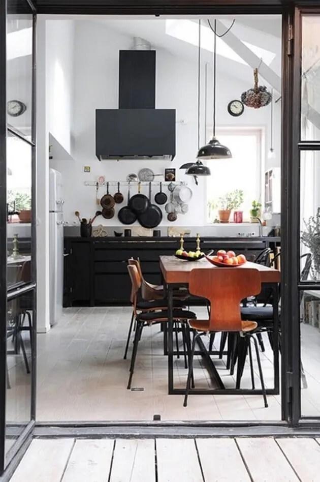 Amazing Indsutrial Kitchen
