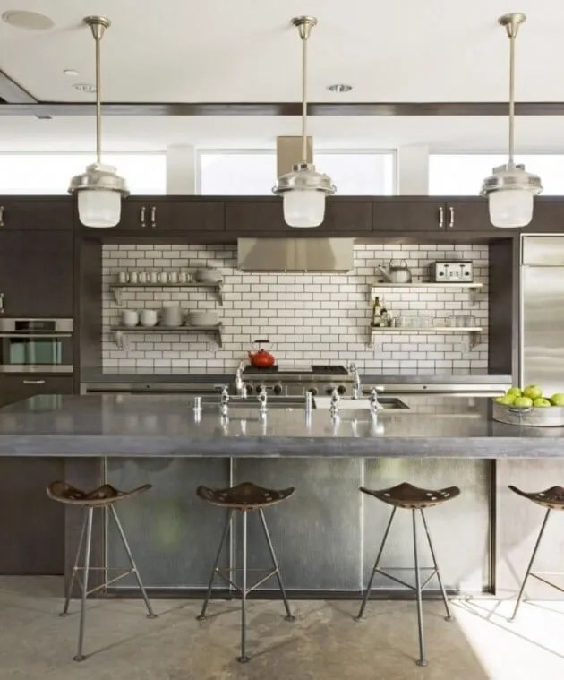 Awesome Industrial Kitchen