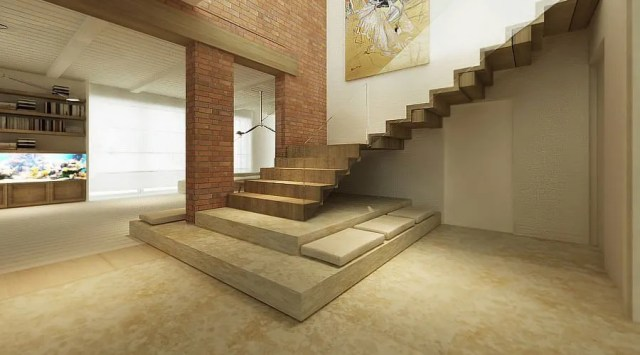 10 Contemporary Hallway Interior Design Ideas - Interior Idea