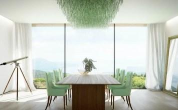 10 Fresh Mint Interior Design Ideas