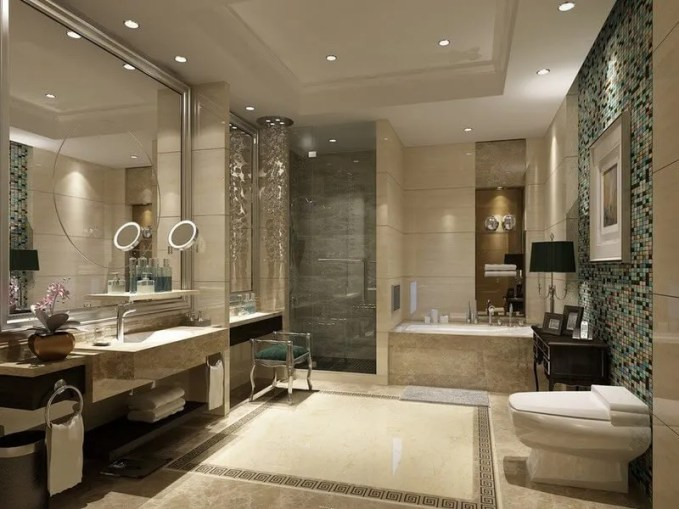 Bathroom-interior-design-picture-classic-3D-house-Free-3D-house-