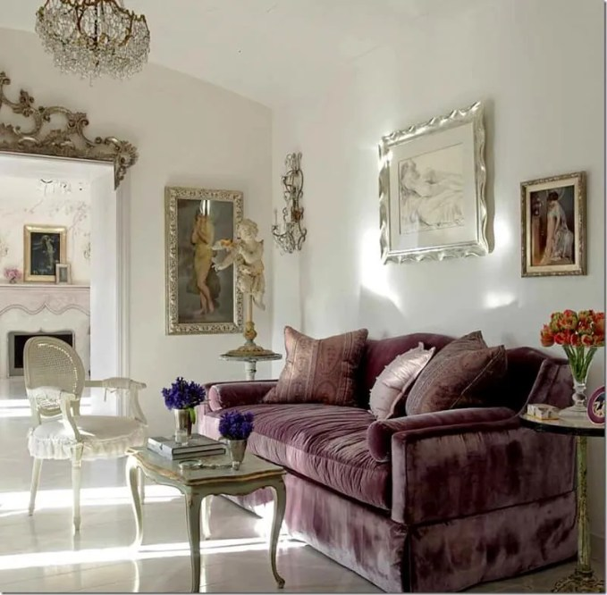 Classy Chic Living Room