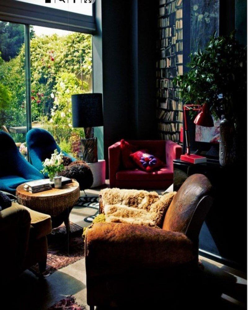 10 stylish dark living room interior design ideas https for 10 x 20 living room ideas