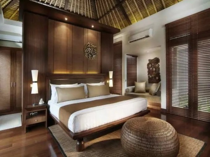 wooden-bedroom-decorating-ideas-in-bali